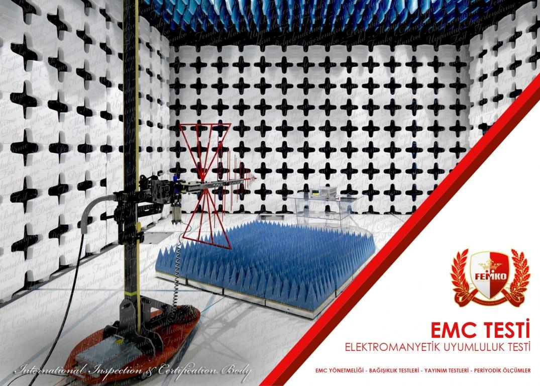 Elektromayetik Uyumluluk Testi - EMC Testi - Femko