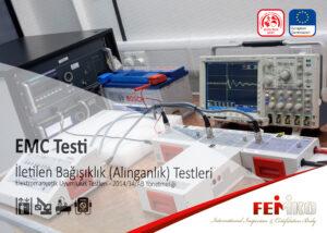 EMC Testi – İletkenlikle Bağışıklık (Alınganlık)