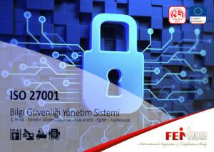 Bilgi Güvenliği Yönetim Sistemi – ISO 27001 Belgesi