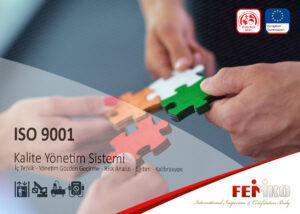 Kalite Yönetim Sistemi – ISO 9001 Belgesi