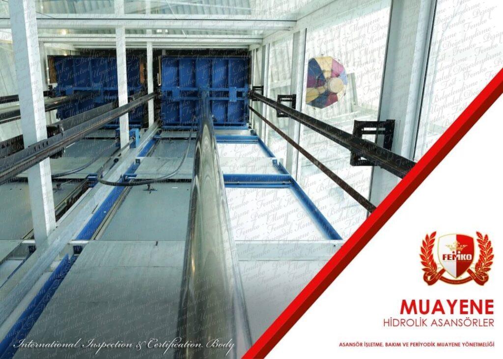 Hidrolik Asansör Periyodik Muayene