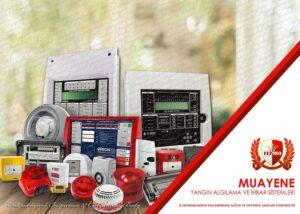 Yangın Algılama ve Alarm Sistemleri Periyodik Kontrolü