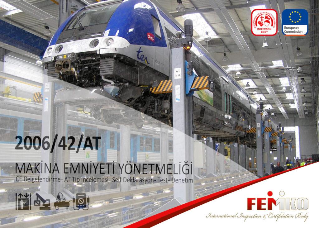 Taşıt Bakım Lifti CE Belgesi Ek4