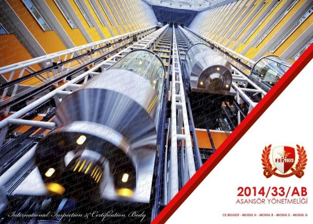 Bursa Asansör CE Belgesi