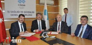 Milli Eğitim Bakanlığı ile İSG Konusunda İki Yeni Protokol İmzalandı