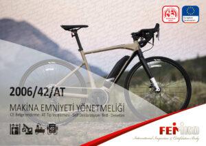 Elektrikli Bisiklet – CE Belgesi