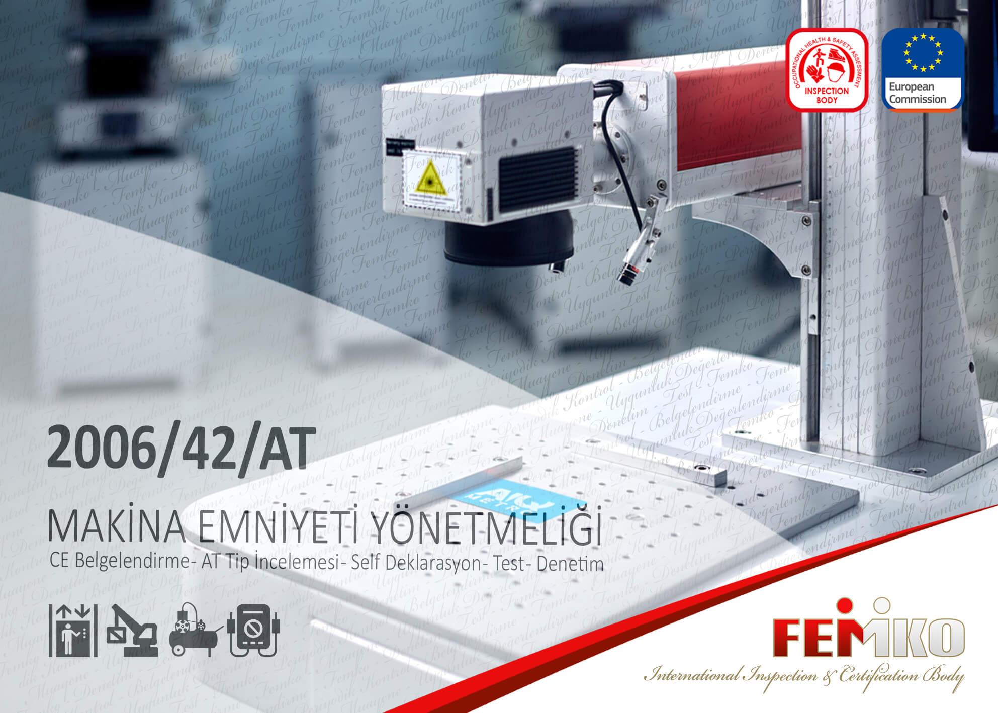 Lazer Markalama Makinaları – CE Belgesi