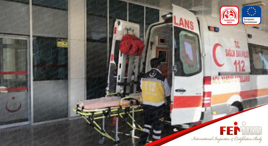 Bursa Orhangazi İlçesinde Bulunan Fabrikada İş Kazası