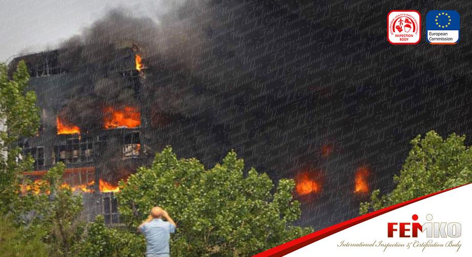 Kaza Değil Cinayet | Dört İşçinin Öldüğü Yangın bir Ay Önce de Yaşanmış