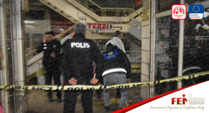 Malatya'da Asansör Boşluğuna Düşen Kişi Öldü