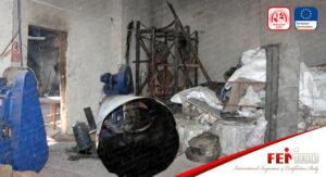 Kahramanmaraş'ta İş Kazası: Yağ Kazanı Patladı