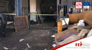 İstanbul'da Korkunç Olay! İş yerinde Patlama: 3 Yaralı!