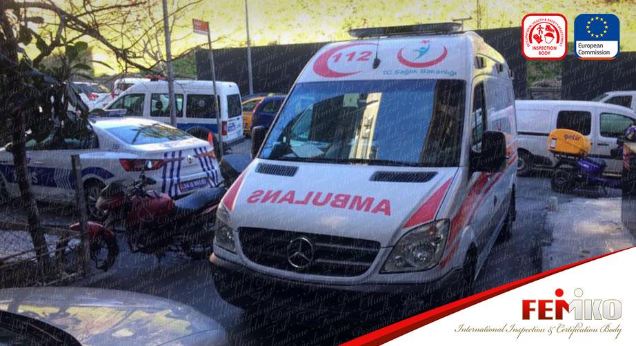 İzmir'de İş Kazası 1 kişi Ağır Yaralandı