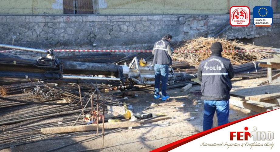 Sivas'ta Vincin Altında Kalan İşçi Ağır Yaralandı