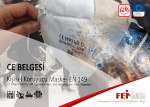 Koruyucu Maske CE – AT Tip Onay Belgesi