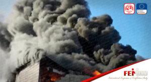 Adana'da Fide Üretim Tesisinde Yangın