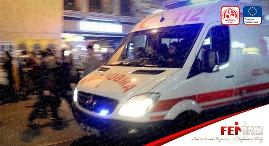 Kahramanmaraş'ta Korkunç Kazada Kafası Pres Makinesine Sıkıştı