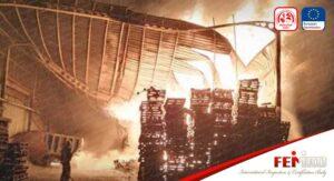 Manisa'da Fabrikada Çıkan Yangın Paniğe Neden Oldu!